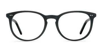 Black Aura -  Acetate Eyeglasses