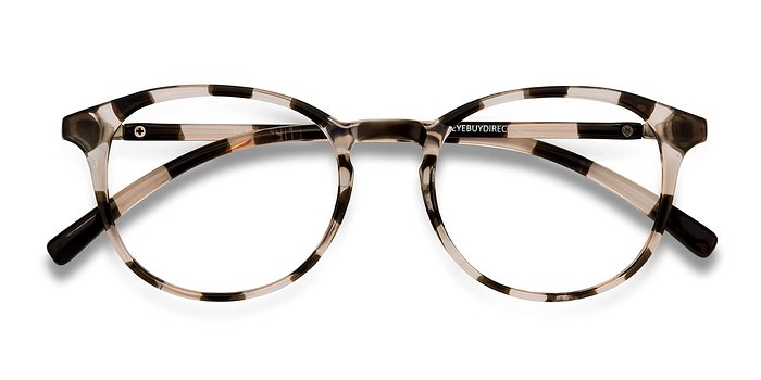 Dark Brown Brace -  Plastic Eyeglasses
