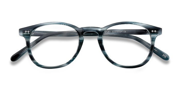 Ocean Tide Symmetry -  Acetate Eyeglasses