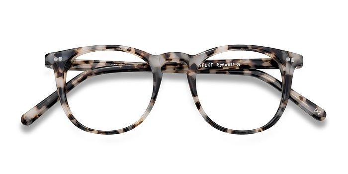 Flecked Ivory Aurora -  Designer Acétate Lunettes de Vue