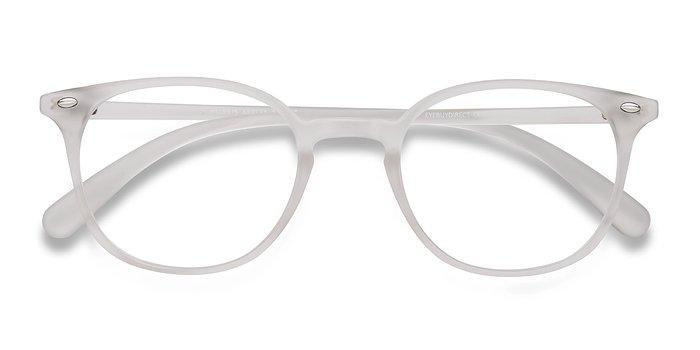 Matte Clear Hubris -  Plastique Lunettes de Vue