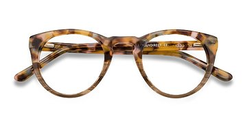 Savanna floral Lynx -  Acetate Eyeglasses