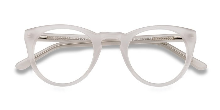 White Lynx -  Acetate Eyeglasses