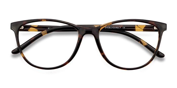 Tortoise Release -  Plastic Eyeglasses