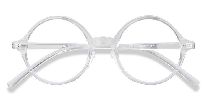 Clear Years -  Plastic Eyeglasses
