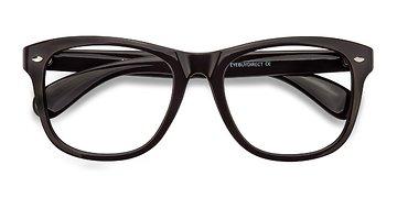 Purple Myrtle -  Plastic Eyeglasses