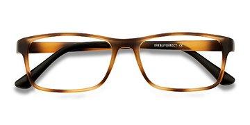Tortoise Firefly -  Plastic Eyeglasses