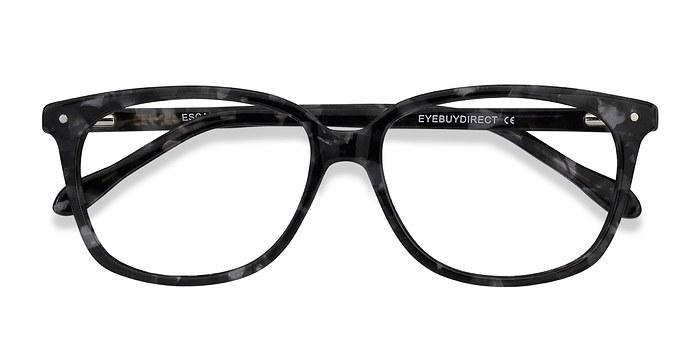 Marbled Gray Escape -  Acetate Eyeglasses