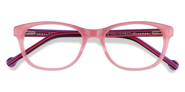 Pink Nifty -  Acetate Eyeglasses