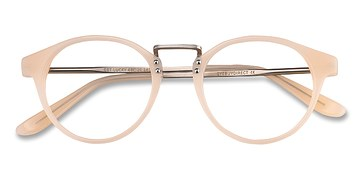 Ivory/Silver Get Lucky -  Fashion Acetate Eyeglasses