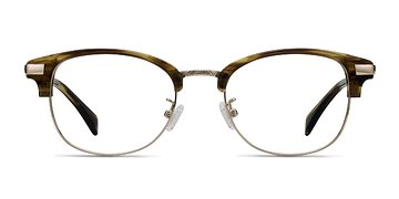 Brown Kinjin -  Designer Acetate Eyeglasses