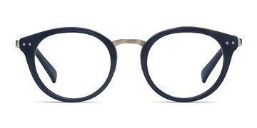 Navy Bellefond -  Fashion Acetate Eyeglasses