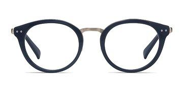 Navy Bellefond -  Designer Acetate Eyeglasses