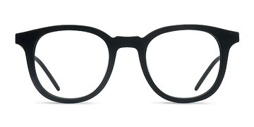 Matte Black  Vendome -  Acetate Eyeglasses