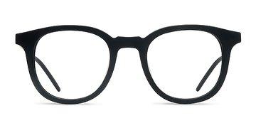 Matte Black  Vendome -  Acetate Eyeglasses