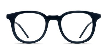 Navy  Vendome -  Geek Acetate Eyeglasses