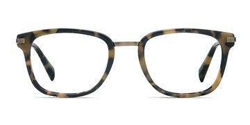 Tortoise Audacity -  Acetate Eyeglasses