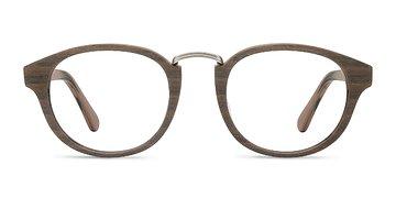 Brown Micor -  Fashion Plastic Eyeglasses