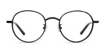 Dark Tortoise Anywhere -  Designer Acetate Eyeglasses