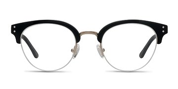 Black Eloise -  Acetate Eyeglasses