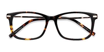 Tortoise Phase -  Acetate Eyeglasses