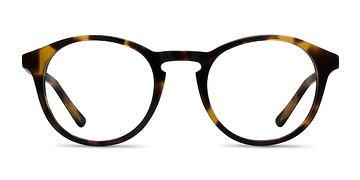 Tortoise White Moon -  Acetate Eyeglasses