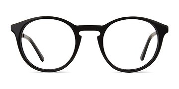 Black White Moon -  Designer Acetate Eyeglasses