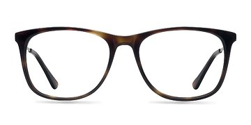 Tortoise Contrast -  Fashion Acetate Eyeglasses