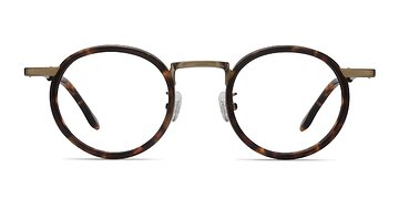 Tortoise Maybe You -  Designer Acetate Eyeglasses