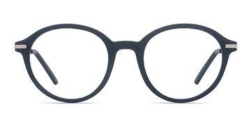 Matte Green Juno -  Metal Eyeglasses
