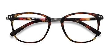Floral Savannah -  Fashion Metal Eyeglasses