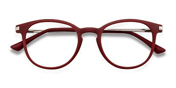 Raspberry Mirando -  Metal Eyeglasses