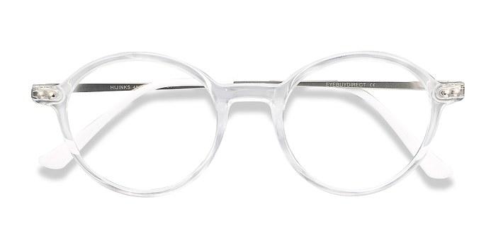 Clear Hijinks -  Metal Eyeglasses