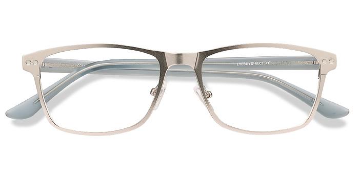 Silver Comity -  Acetate Eyeglasses