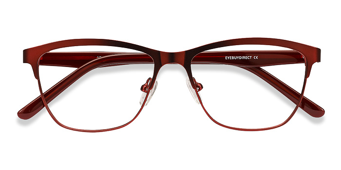 Red Volary -  Acetate Eyeglasses