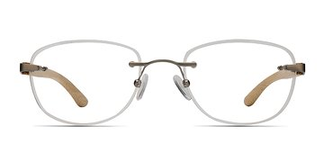 Silver Yellow Potential -  Eyeglasses