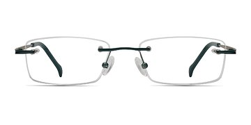 Green Howard -  Lightweight Metal Eyeglasses