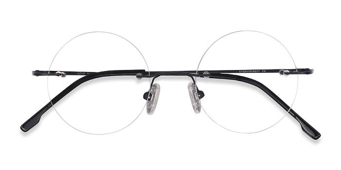 Black Altus -  Metal Eyeglasses