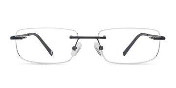 Black Port -  Lightweight Titanium Eyeglasses