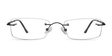 Black Diffuse -  Designer Titanium Eyeglasses