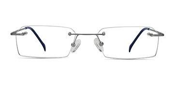 Silver Floe -  Designer Titanium Eyeglasses