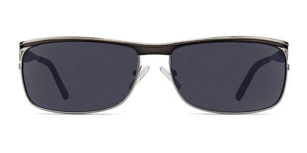 Brighton prescription sunglasses (Silver/Black)