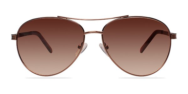 Everett prescription sunglasses (Brown)