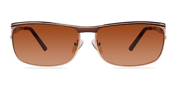 Brighton prescription sunglasses (Golden/Brown)