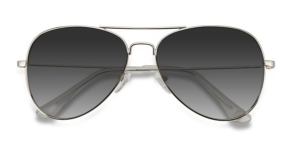 Good vibrations prescription sunglasses (Silver)
