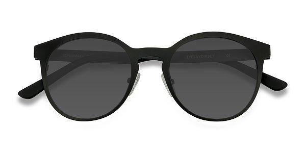Copenhagen prescription sunglasses (Matte Black)