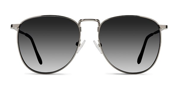 Fume prescription sunglasses (Silver)