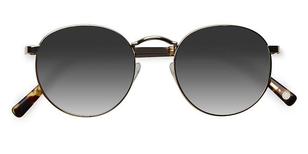 Rex prescription sunglasses (Golden)