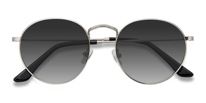 Gray Disclosure -  Metal Sunglasses