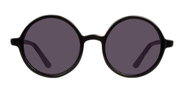 Alena prescription sunglasses (Black)